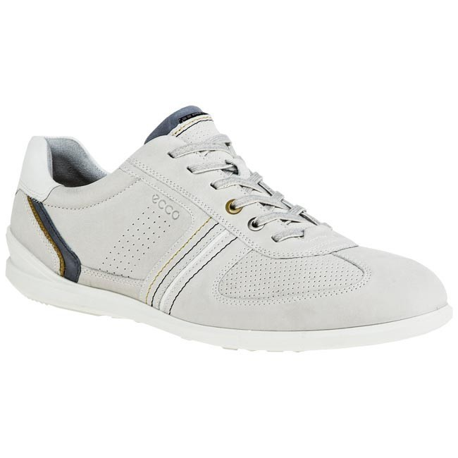 Chaussures basses ECCO - Chander Lace 53500457759 Shadow White
