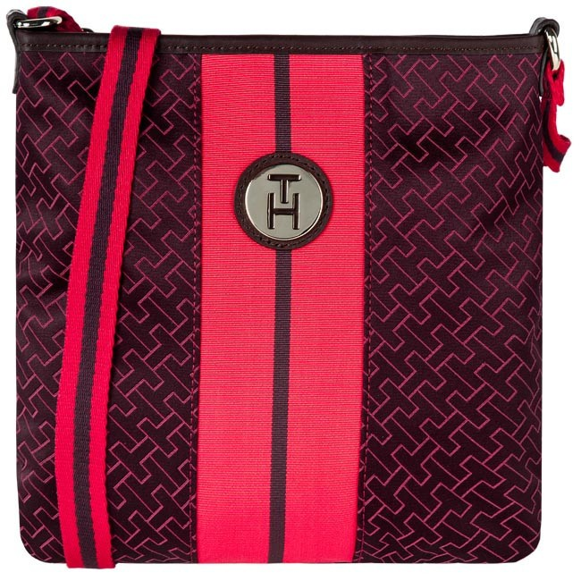 No TOMMY HILFIGER - BW56921201 Rouge
