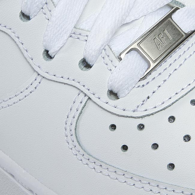 Chaussures NIKE Air Force 1 Mid '07 315123 111 Blanc