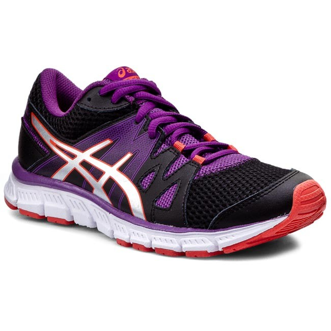 Unifire Asics Gel Chaussures Onyxsilverpurple T482l by6fg7
