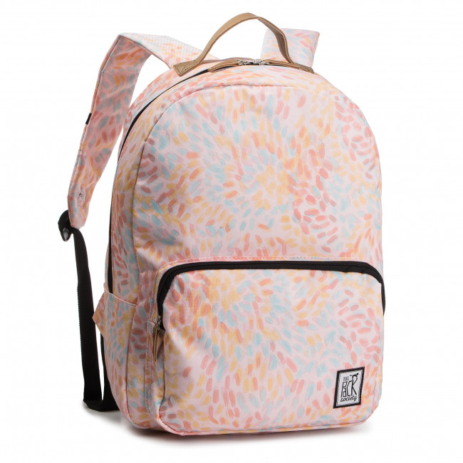 Sac 72 Rose Dos 191cpr702 Multicolore Pack Society À The Rq534jLA