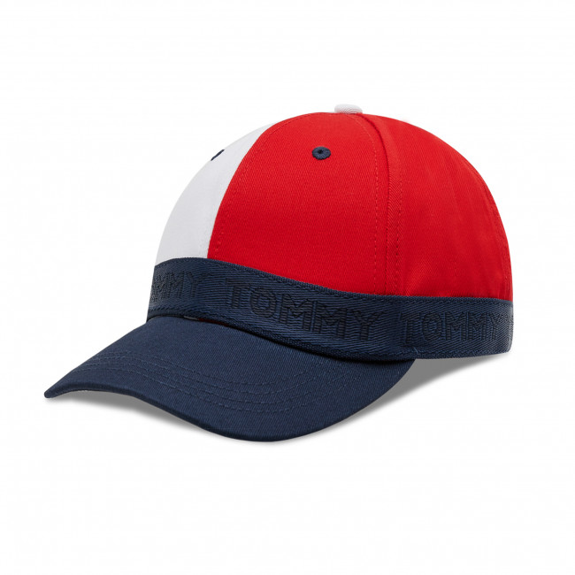 Casquette TOMMY HILFIGER - Boys Youth Corporate Cap AM0AM07493 C87