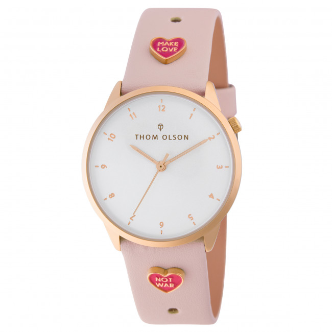 Brave Rose Cbto060 gold Message Light Love Olson Montre Thom EIDH29