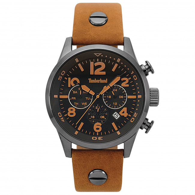 02 Jenness 15376jsu Brown Montre black Timberland OTkZiuPX