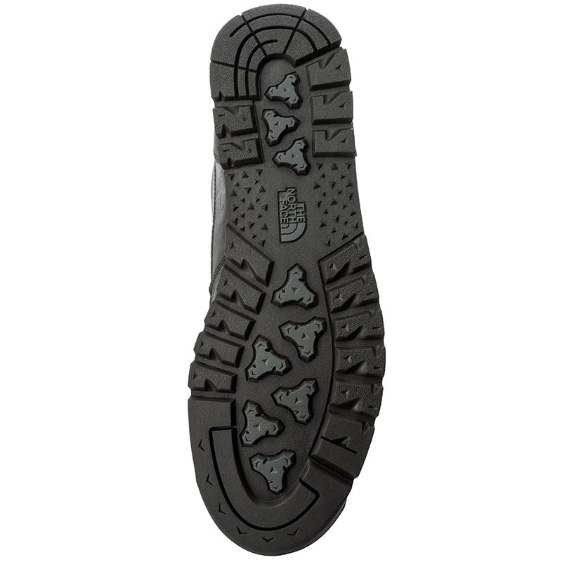 Chaussures de trekking THE NORTH FACE - Back-To-Berkely T0CDL0KX8 Tnf Black/Tnf Black/Tnf Black - Trekking et chaussures de randonnée - Bottes et autres - Homme