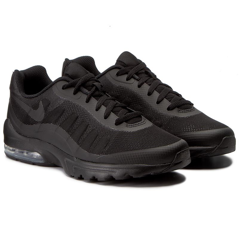 Chaussures NIKE - Air Max Invigor 749680 001 Black/Black/Anthracite - Sneakers - Chaussures basses - Homme