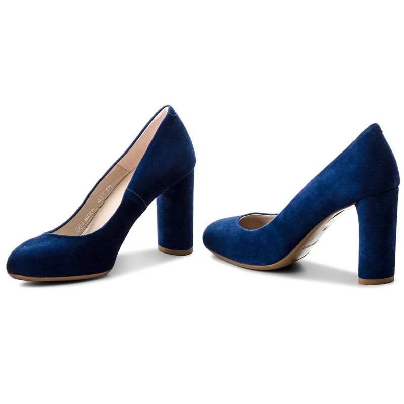 Chaussures basses GINO ROSSI - Izo DCH776-AK4-4900-5700-0 59 - Escarpins - Chaussures basses - Femme