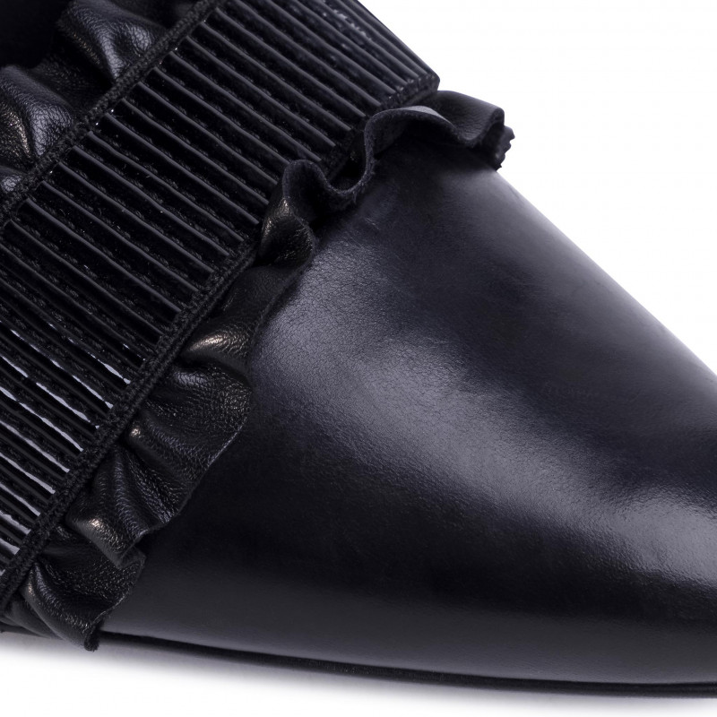 Chaussures basses GINO ROSSI - Harumi DCI659-CQ9-0900-9900-0 99 - Escarpins - Chaussures basses - Femme