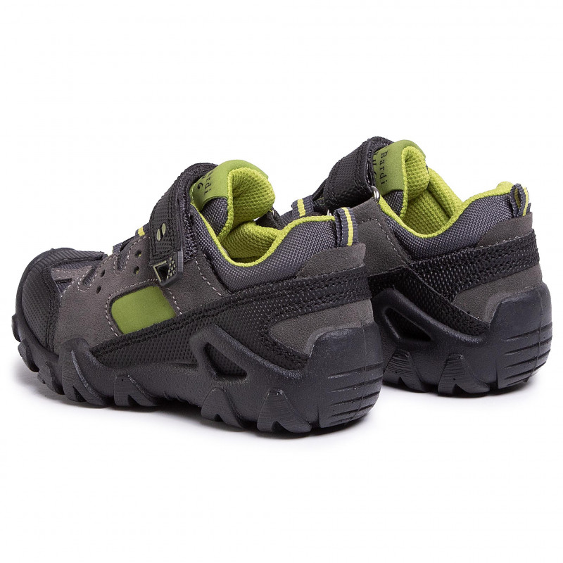 Sneakers SERGIO BARDI YOUNG - SBY-02-03-000036 666 - Fermeture scratch - Chaussures basses - Garçon - Enfant