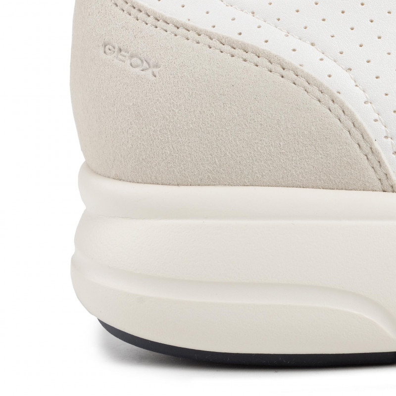 Sneakers GEOX - D Ophira A D021CA 05402 C1110 Optic White/Navy - Sneakers - Chaussures basses - Femme