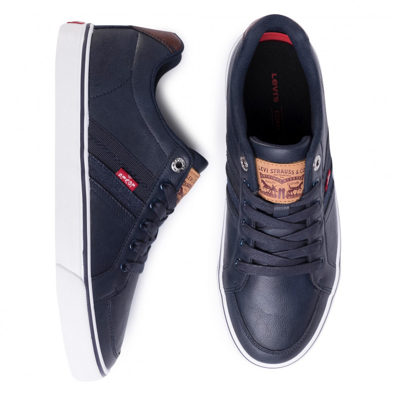 Tennis LEVI\'S - Turner 229171-794-17 Navy Blue - Baskets - Chaussures basses - Homme