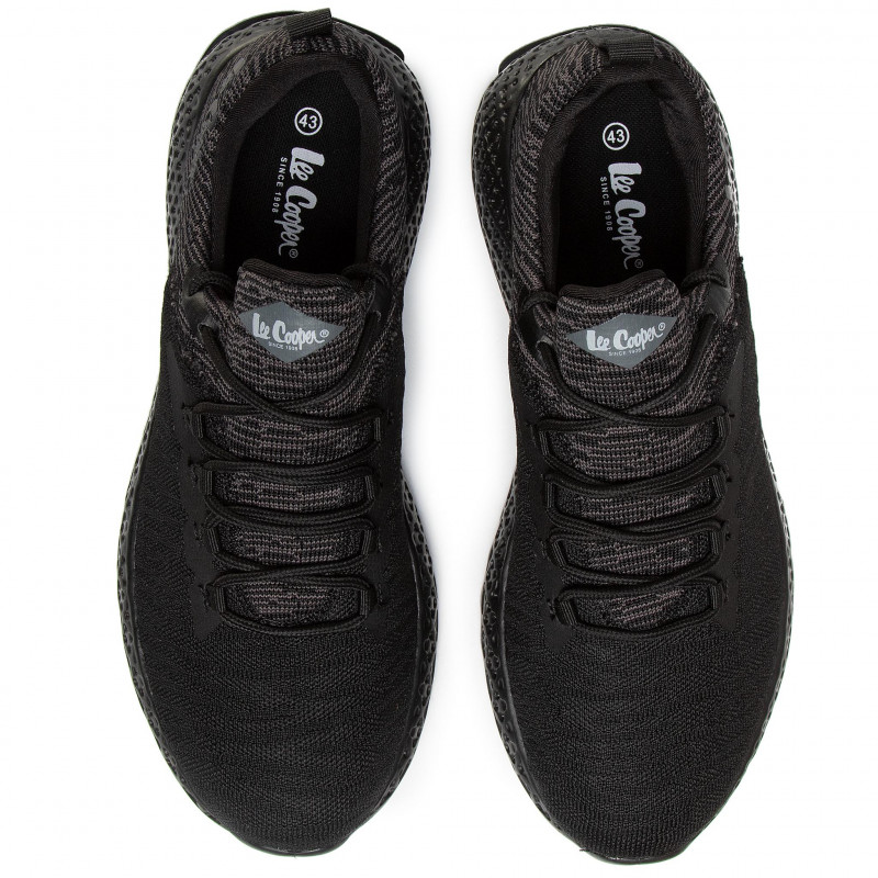 Sneakers LEE COOPER - LCW-20-32-011 Black - Sneakers - Chaussures basses - Homme