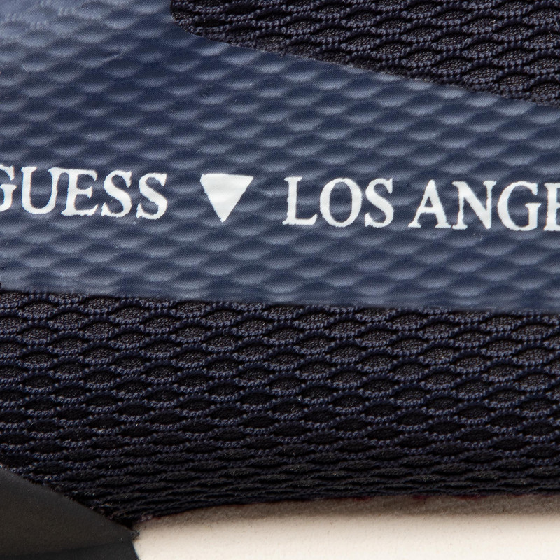 Sneakers GUESS - Genova FM7GEN FAB12 NAVY - Sneakers - Chaussures basses - Homme