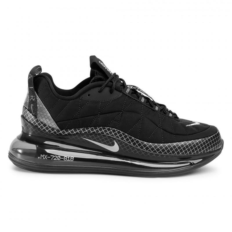 Chaussures NIKE - Mx-720-818 CI3871 001 Black/Metallic Silver/Black - Sneakers - Chaussures basses - Homme