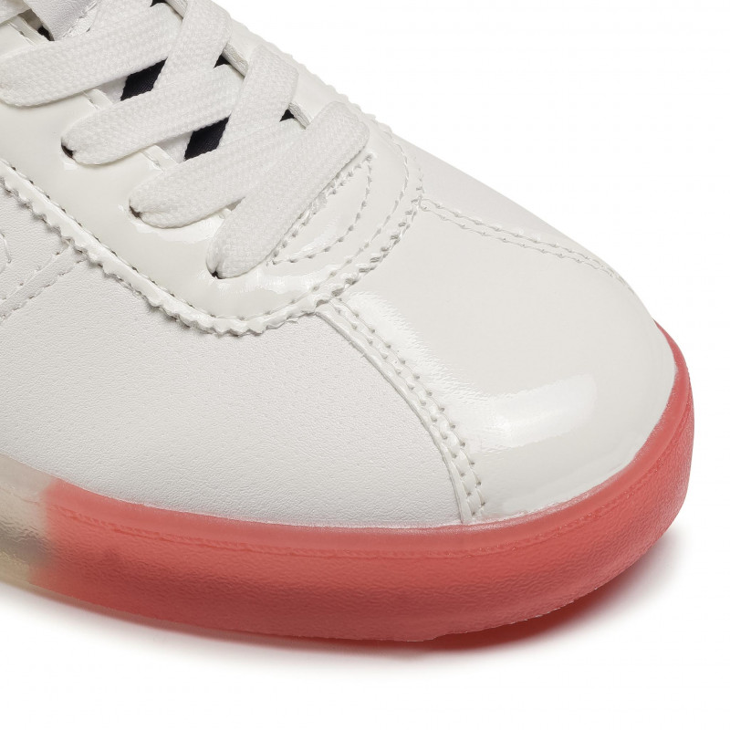 Sneakers KEDDO - 807132/02-01E White/Red - Sneakers - Chaussures basses - Femme