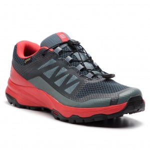 best service 18803 d07f6 Chaussures SALOMON - Xa Discovery Gtx GORE-TEX 406803 27 W0 Stormy  Weather High