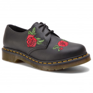 ad8779637e6 Chaussures Rangers DR. MARTENS - 1460 10072600 Cherry Red Smooth ...