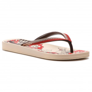 size 40 72283 72b3a Tongs IPANEMA Anat Lovely Ix Fe 82518 Beige Brown Red 22960. 19,00 €. Mules    sandales de bain ...