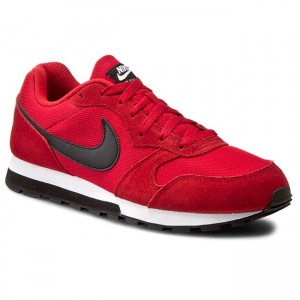 Chaussures NIKE Md Runner 2 749794 601 University Red