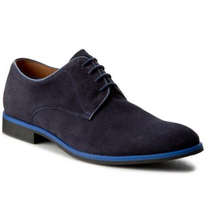 Chaussures basses TOMMY HILFIGER Essential Suede Mix Shoe