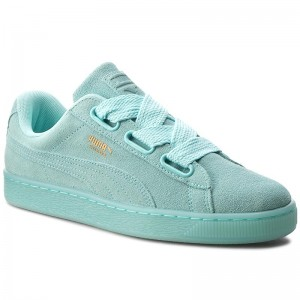 Sneakers PUMA Suede Heart Pebble Wn's 365210 03 Aquifer