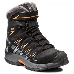 Salomon Malaga CS WP chaussure de randonnee: