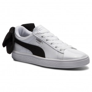 Sneakers PUMA Basket Heart Patent Wn's 363073 17 Iron Gate