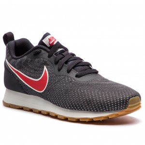 info for 90d34 41829 Chaussures NIKE - Md Runner 2 Eng Mesh 916774 009 Oil Grey University Red