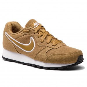 brand new fb46a 0adf7 Chaussures NIKE Md Runner 2 Se AQ9121 200 Muted Bronze Muted Bronze