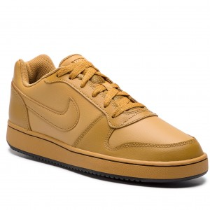 lowest price 61859 66a75 Chaussures NIKE Ebernon Low AQ1775 700 Wheat Wheat Black