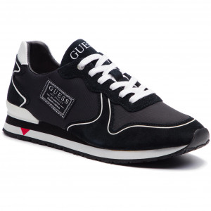 Sneakers GUESS New Glorym FM7NGL SUE12 BLACK Sneakers