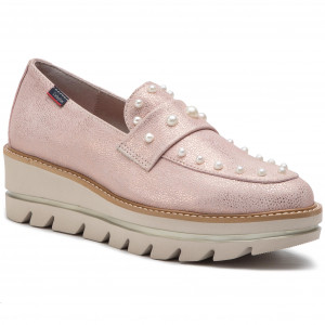 Chaussures basses CALLAGHAN Wars 14818 Nude Talons