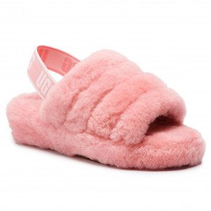 5e405d059bf441 Chaussons UGG - W Fluff Yeah Slide 1095119 W/Lnt