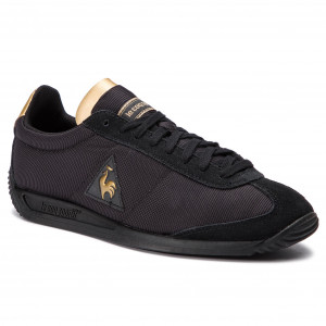 the latest d1701 c056d Sneakers LE COQ SPORTIF Quartz Metallic 1910774 Black Old Brass