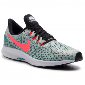 low priced 8264b 8b6d1 Chaussures NIKE - Air Zoom Pegasus 35 942851 009 Barely Grey Hot Punch