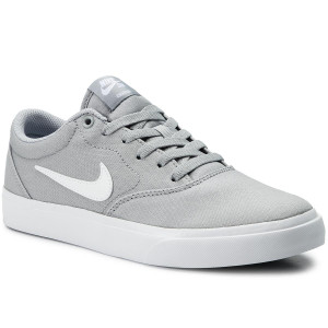 timeless design 44b27 16324 Chaussures NIKE - Sb Charge Slr C6279 003 Wolf Grey White