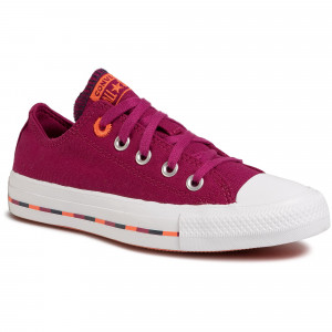 Sneakers CONVERSE Ctas Madison Ox 564630C BlackPrism Pink