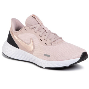 Chaussures NIKE - Revolution 5 BQ3207 600 Barely Rose/Mtlc Red ...