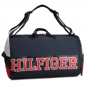 Sac TOMMY HILFIGER Tommy Duffle Sports Tape Conv
