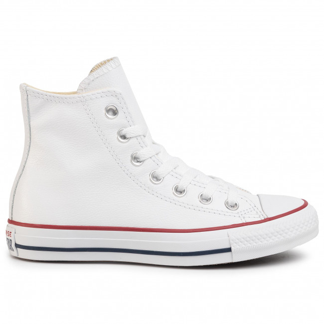Sneakers CONVERSE - Ct Hi 132169C White - Baskets - Chaussures basses