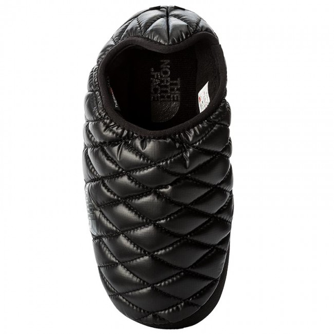 Chaussons THE NORTH FACE - Thermoball Tntmul4 T9331DYWY Shtnfblk/Belggy - Chaussons - Mules et sandales