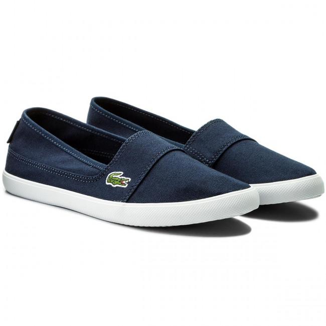 Tennis LACOSTE - Marice Bl 2 Spw 7-32SPW0142003 Navy - Baskets - Chaussures basses