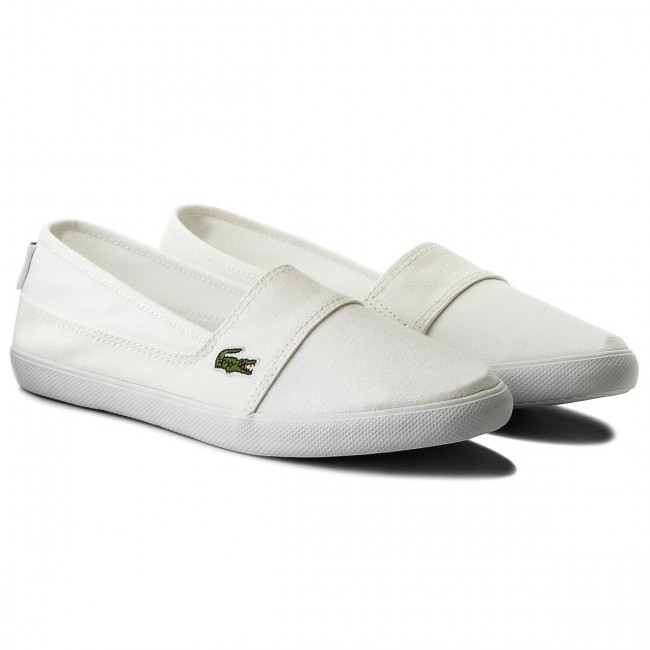 Tennis LACOSTE - Marice Bl 2 Spw 7-32SPW0142001 Wht - Baskets - Chaussures basses