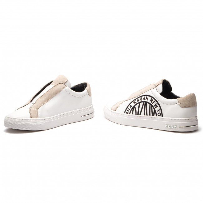 Chaussures basses DKNY - Callie K3859660  White - Plates - Chaussures basses
