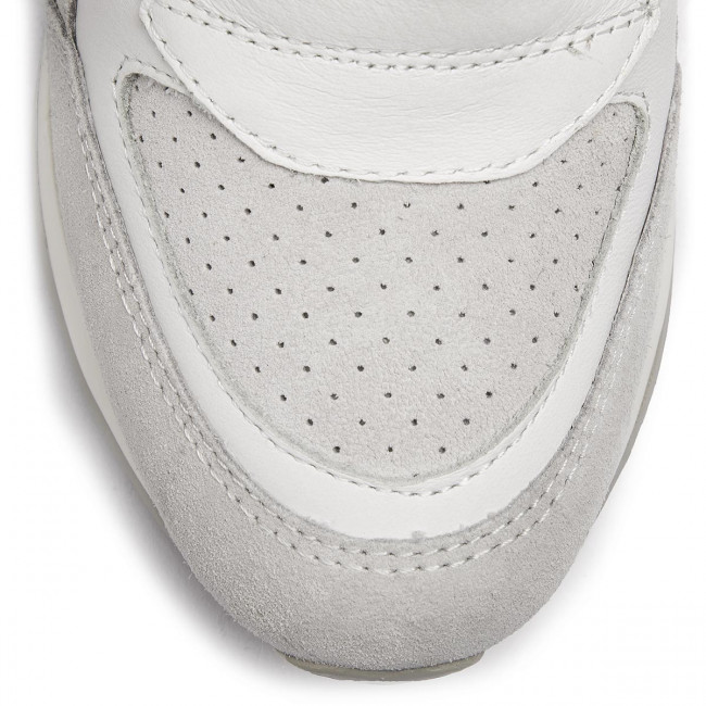 Sneakers GEOX - D Nydame A D620QA 08522 C1000 White - Sneakers - Chaussures basses