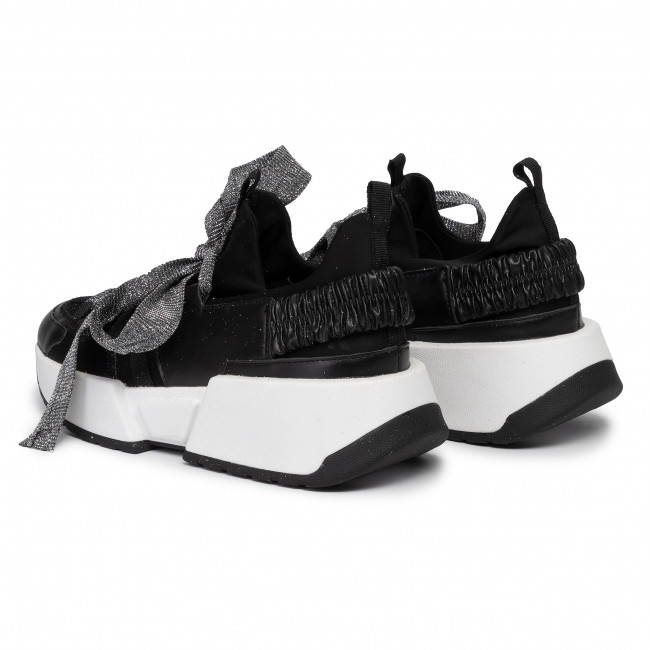 Sneakers SCA'VIOLA - E-31 Black - Sneakers - Chaussures basses
