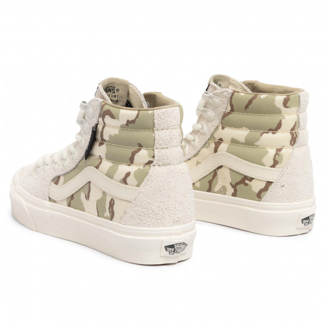 Sneakers VANS - Sk8-Hi VN0A4BV6VZK1 (Cordura)Whatsparagus/Cmo - Sneakers - Chaussures basses