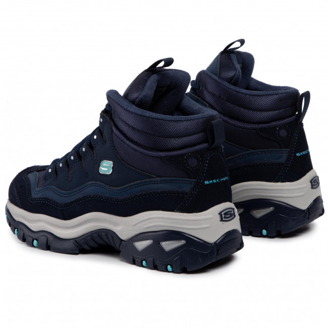 Sneakers SKECHERS - Cool Rider 4855/NVY Navy - Sneakers - Chaussures basses