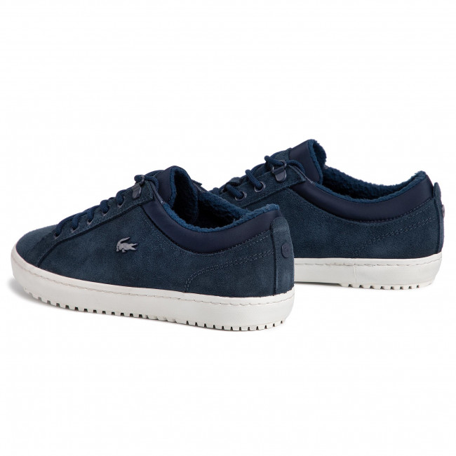 Sneakers LACOSTE - Straightset Insulate 3191Cfa 7-38CFA0008J18 Nvy/Off Wht - Sneakers - Chaussures basses