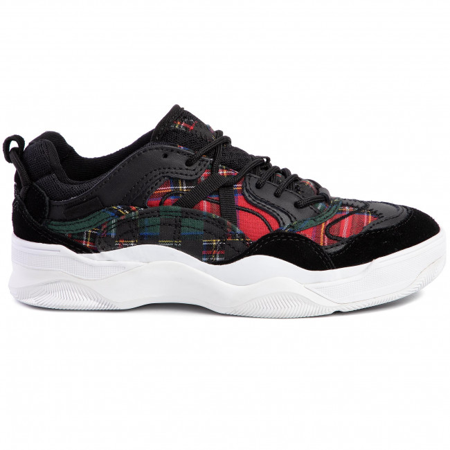 Sneakers VANS - Varix Wc VN0A3WLNTYT1 (Plaid Mix) Red/Gr/Tr Wht - Sneakers - Chaussures basses